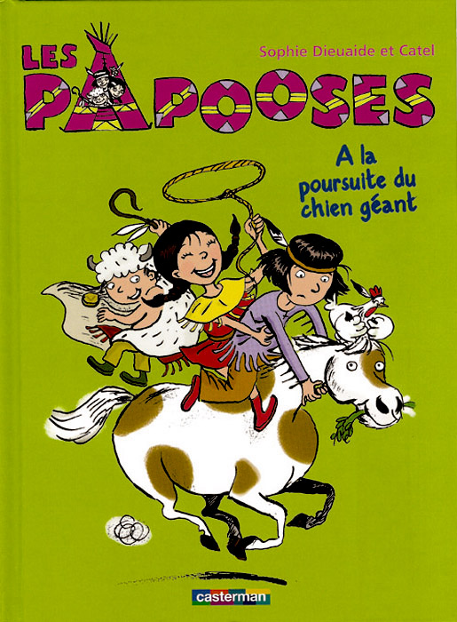 Les Papooses 8 Tomes