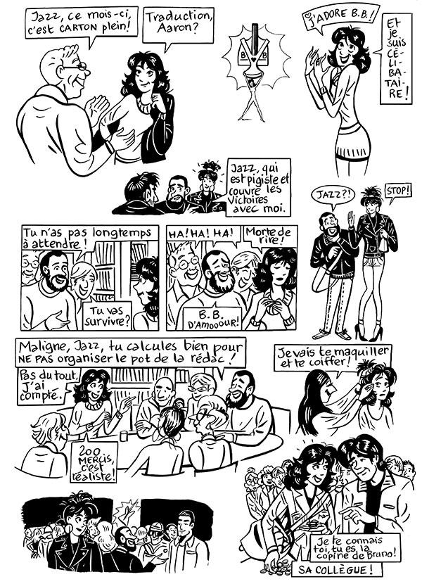 Chroniques Burlesques