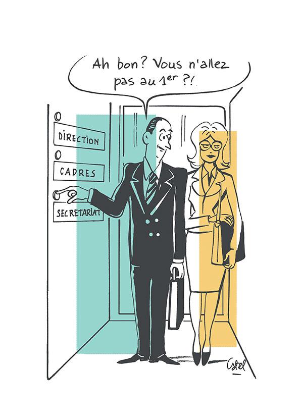 Saclay Université 2017 – Sexisme